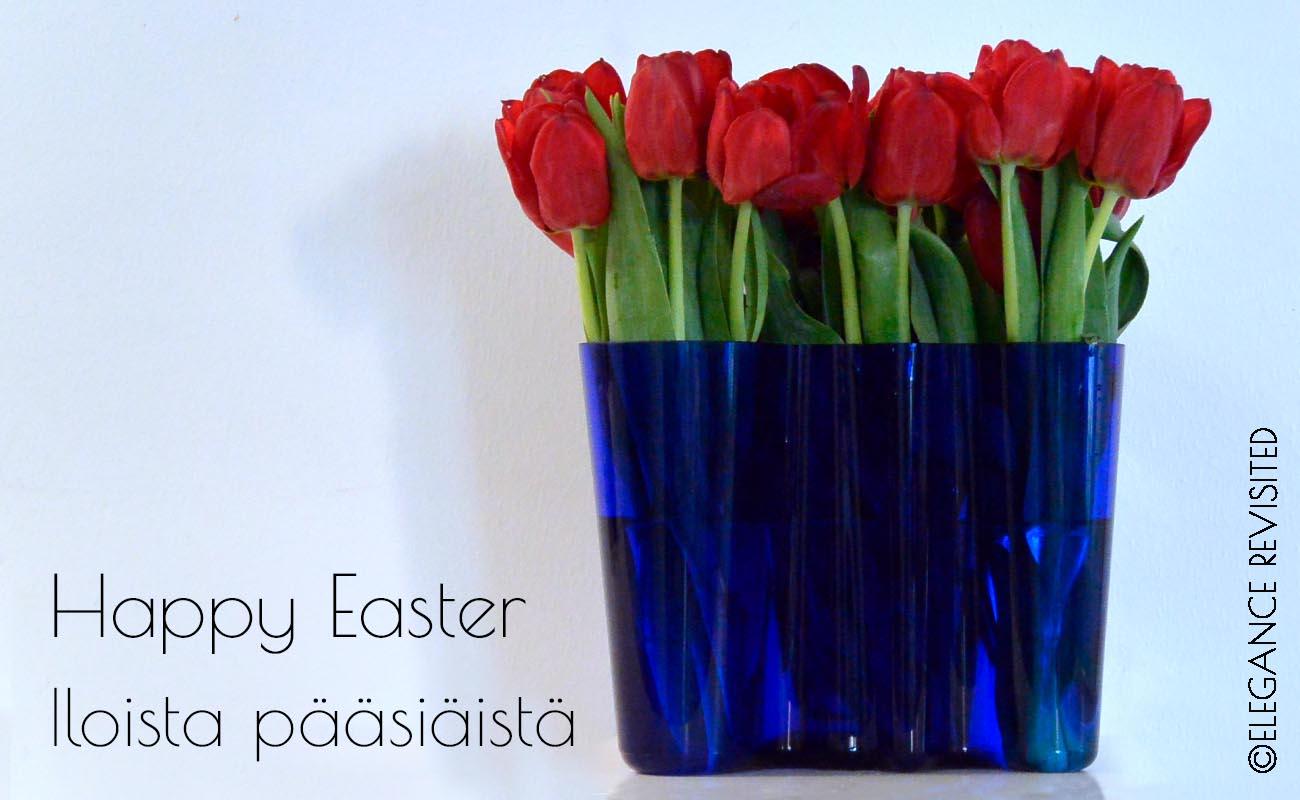 iloista pääsiäistä