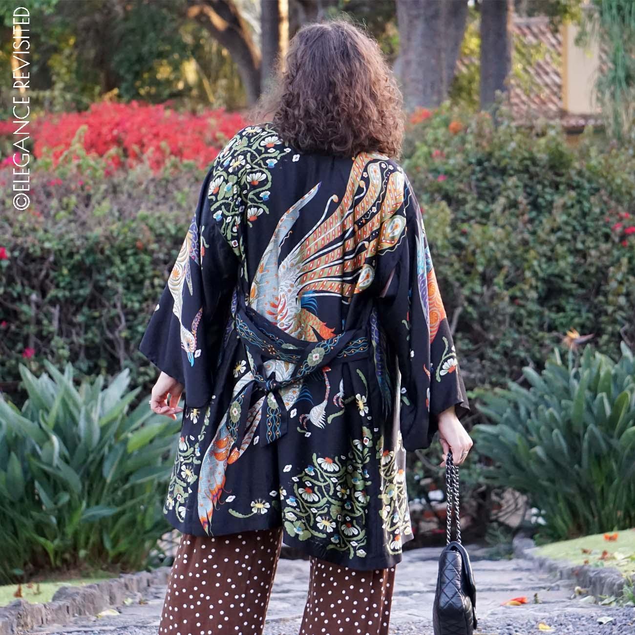 Klaus Haapaniemi kimono