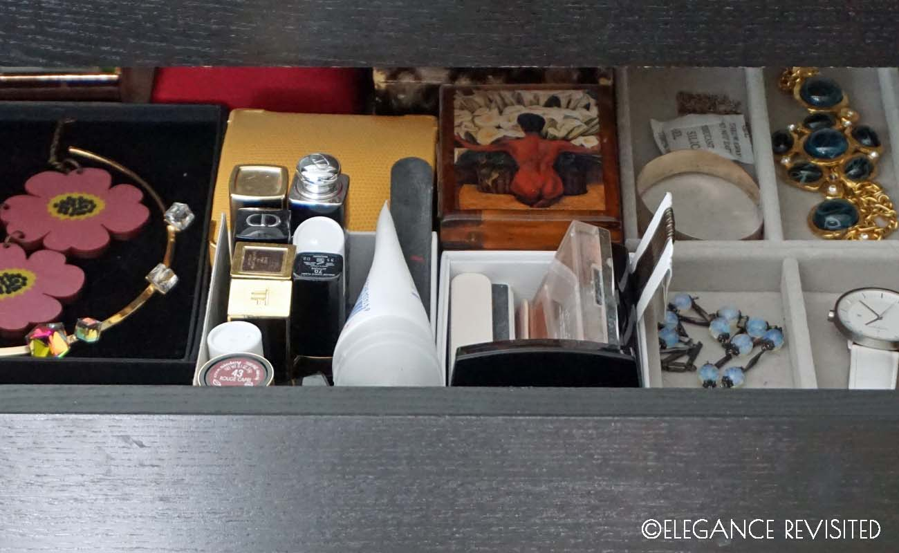 how to store jewellery